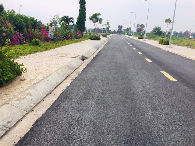 Hình ảnh thực tế cơ sở hạ tầng của dự án đã hoàn thiện bàn giao cho khách hàng