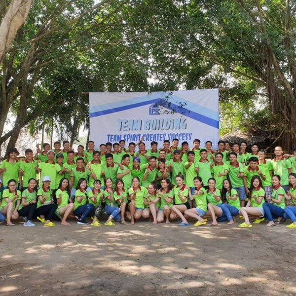 Team Building Lan Phương 2018