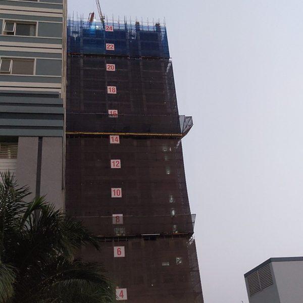 Tiến Độ Sài Gòn Avenue 13/03/2019