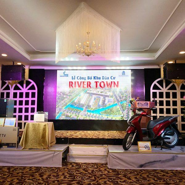 Lan Phương Real: Lễ Mở Bán Dự Án River Town Thành Công