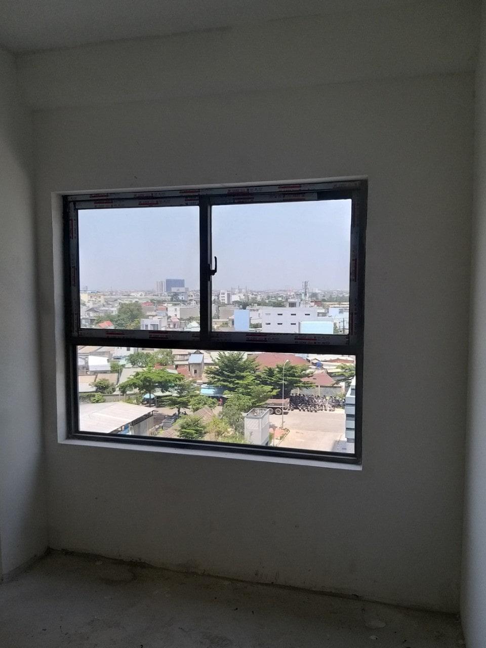 Hoàn thiện cửa sổ