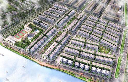 Dự án Lavilla Green City – Khu đô thị đáng sống bậc nhất phía Tây Sài Gòn