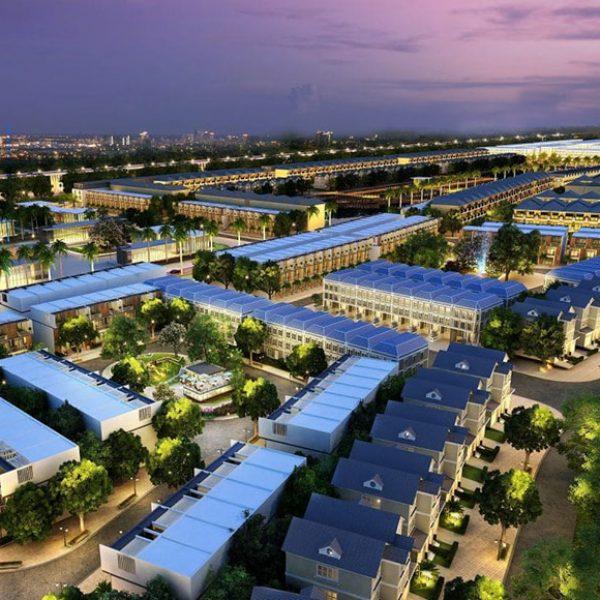 """Dự án Long Hưng City có gì """"hot"""" để các nhà đầu tư lựa chọn?"""