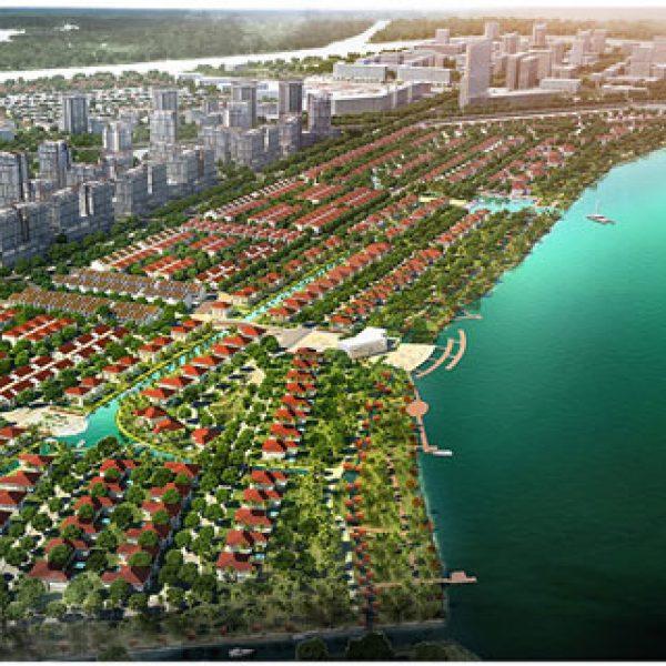 Dự án Waterpoint Bến Lức – Thành phố bên sông