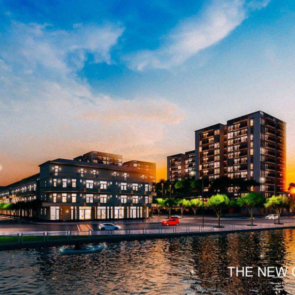 The New City Châu Đốc – Tầm nhìn thượng lưu