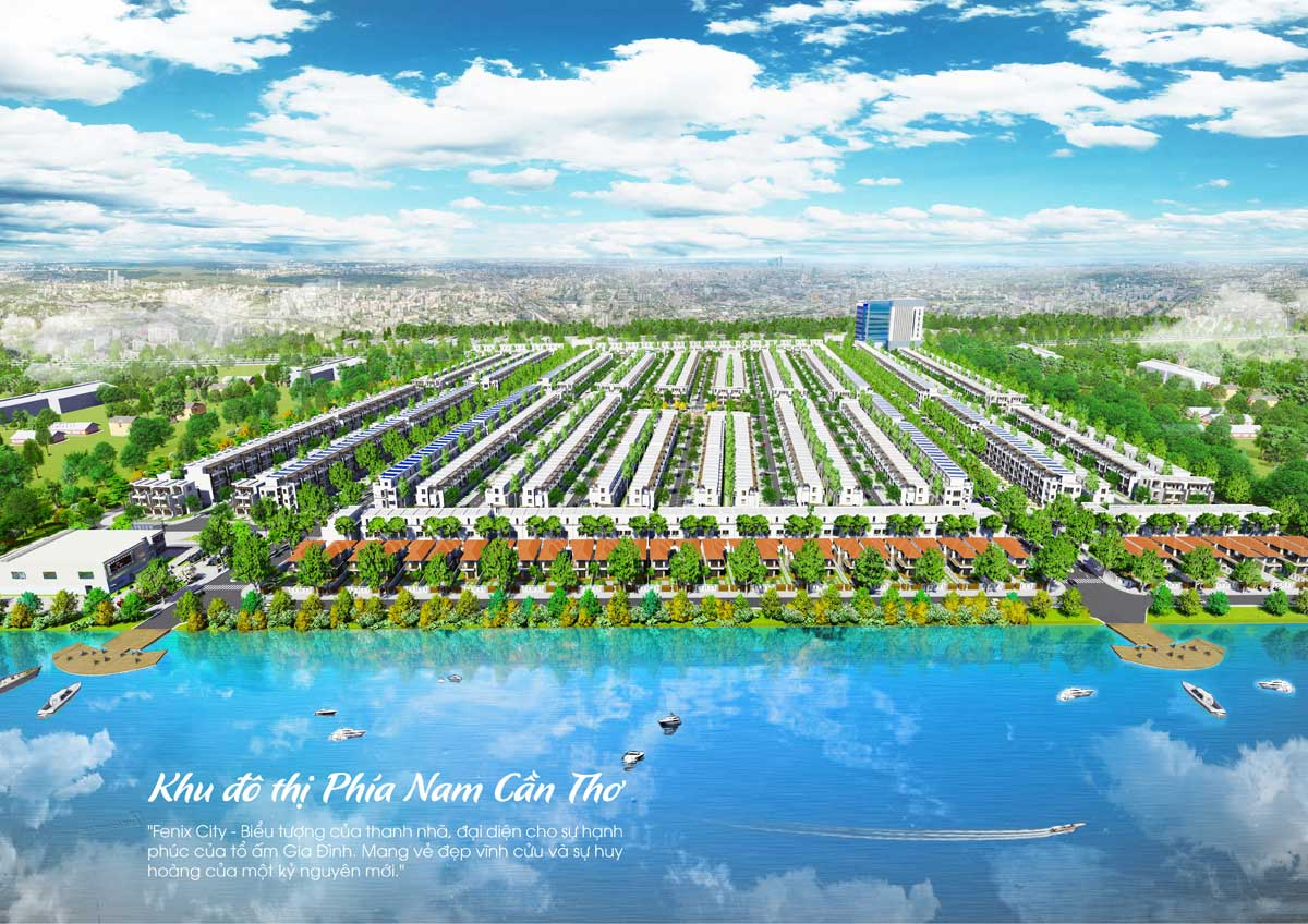 #1 Fenix City Hậu Giang