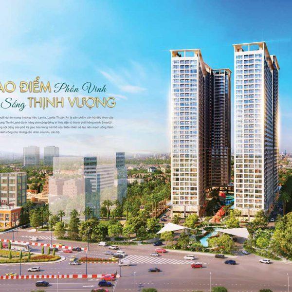 #1 Lavita Thuận An Bình Dương