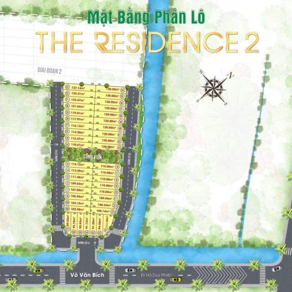 DỰ ÁN THE RESIDENCE 2 – RES 2 CỦ CHI