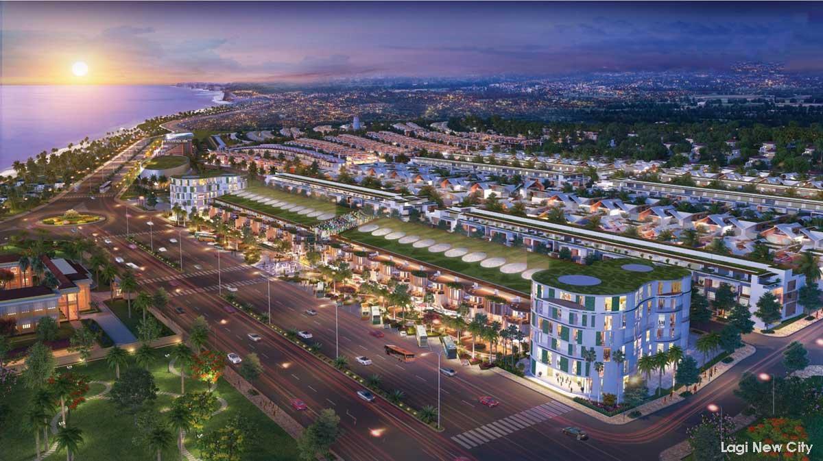 Tiện ích Dự án Phức hợp Đô thị Thương mại Dịch vụ & Du lịch Biển Lagi New City