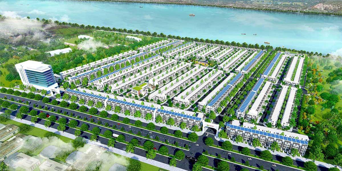 Toàn cảnh Dự án Fenix City Hậu Giang