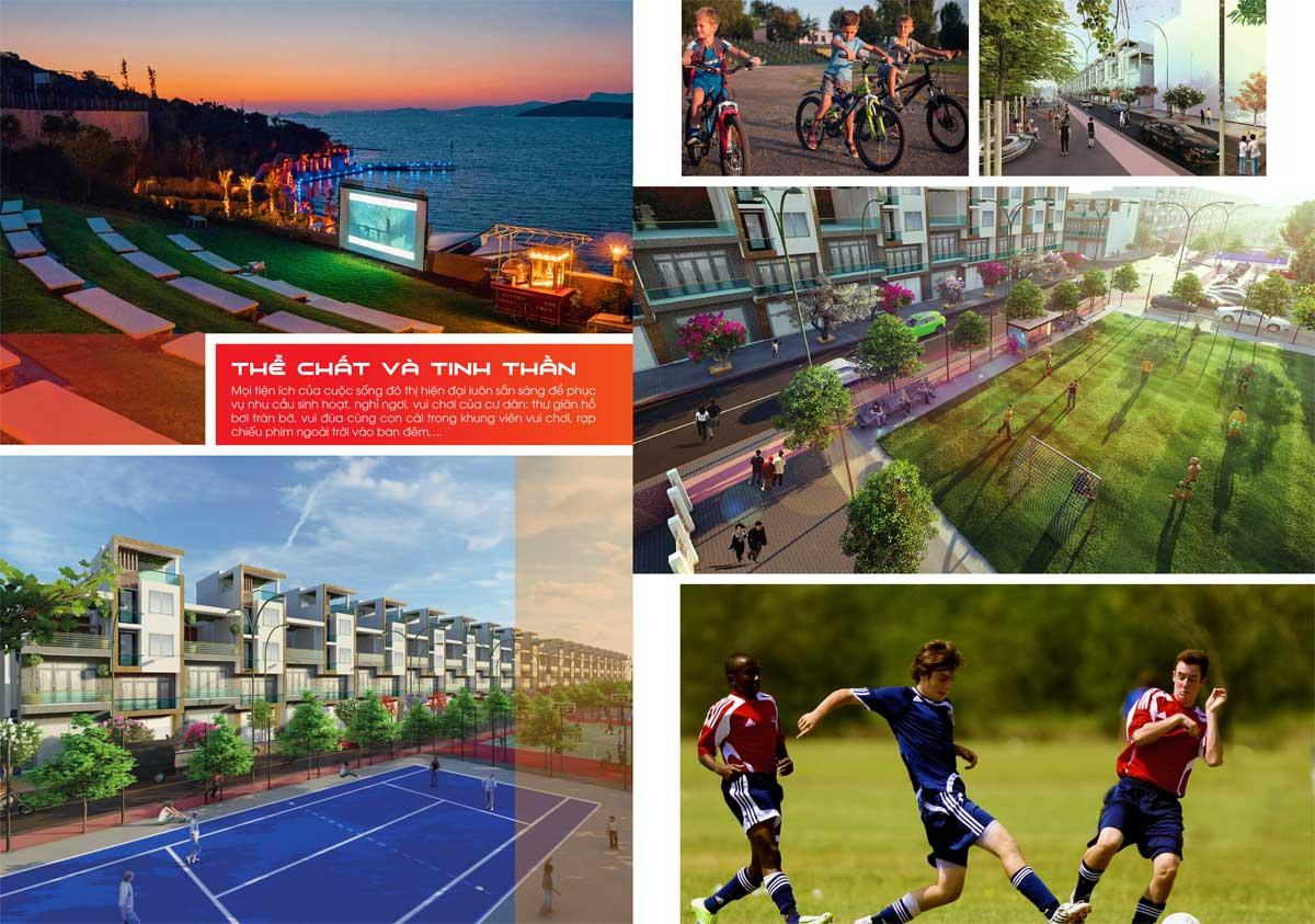 the chat va tinh than nang dong tai fenix city - Fenix City Hậu Giang