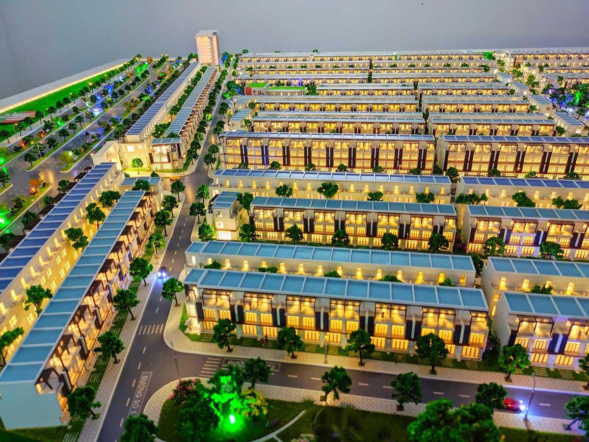 khu nha pho fenic city - Fenix City Hậu Giang