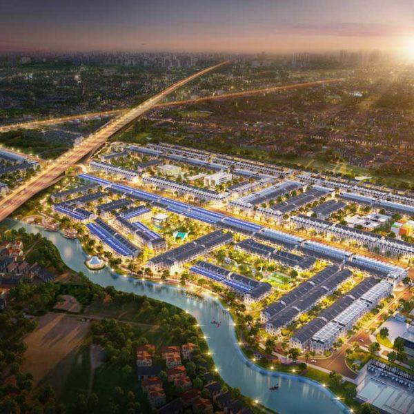 #1 Dự án Khu Đô Thị The Sol City