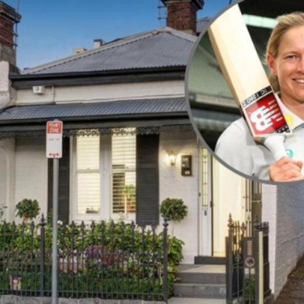 Meg Lanning: Đội trưởng cricket nữ của Úc đăng quang ngôi nhà của Hawthorn