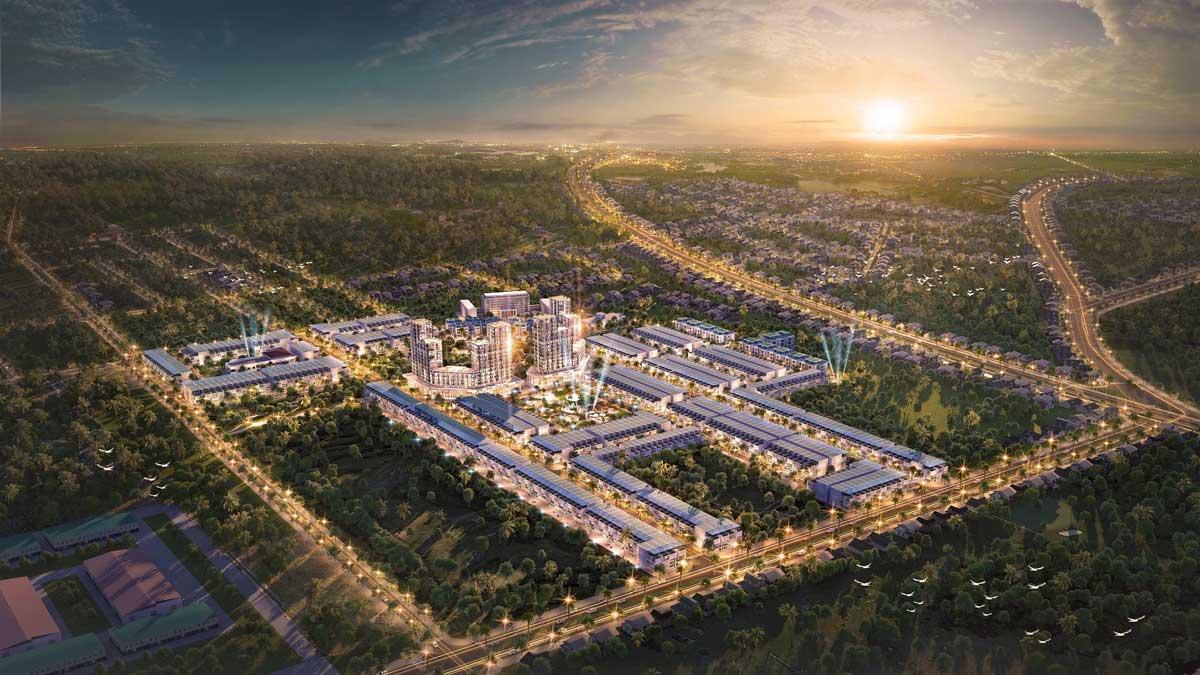 TNR Grand Long Khánh Đồng Nai